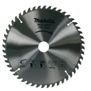 T.C.T. Zāģripa 235X2.4X30mm 18° T48 D-03931