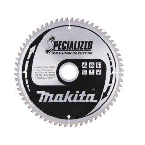 T.C.T. Zāģripa SPECIALIZED 216X2.2X30mm -5° T64 B-09628
