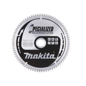 T.C.T. Zāģripa SPECIALIZED 250X2.4X30mm -5° T80 B-09634