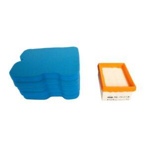 Gaisa filtru komplekts EK7301, EK8100 (5priekšfiltri + 1 pamatfiltrs) 957173611